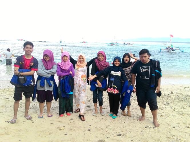 @ Pantai Pasir Putih Pangandaran