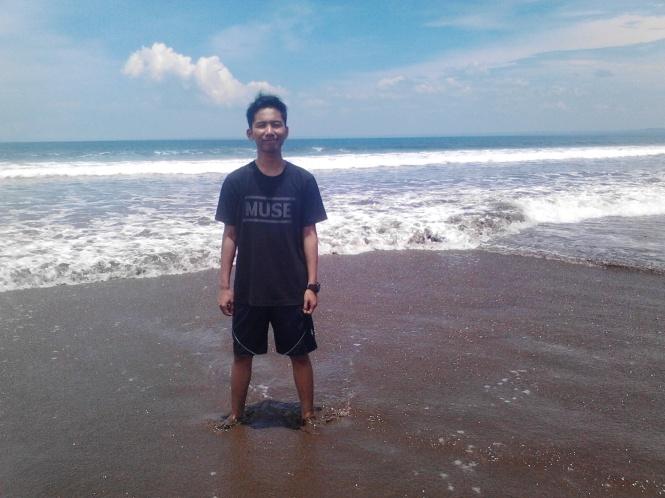@ Pangandaran Beach