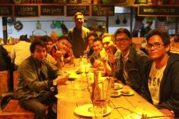 Bukber C1 @ Pasar Cisangkuy.