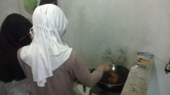 Masak masak masak.