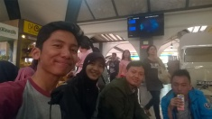 @Stasiun Kota Bandung