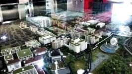 Rencana pembangunan UPI 2016-2040.