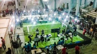 Arena kategori Sepak Bola.