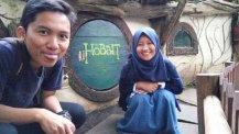 Rumah Hobbit kedua.