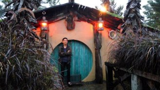 Rumah The Hobbit.